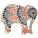 Porcelain Elephant - 2