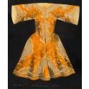 Acrylic Caftan - Orange