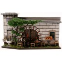 Miniature Historical Ottoman Coffee House