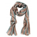 Kutnu Scarf - Grey Blue