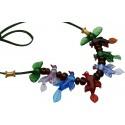Beykoz Birds Glass Necklace