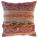 Rag Rug Pillow Case - 6