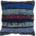 Rag Rug Pillow Case - 3