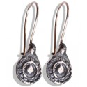 Urartian Silver Earrings - 1