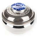 İznik (Nicea) Silver Pillbox