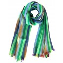 Kutnu Scarf Striped