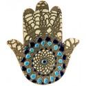 Porcelain Fatima's Hand (Hamsa) - 1