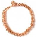 Byzantian Chain Copper Bracelet