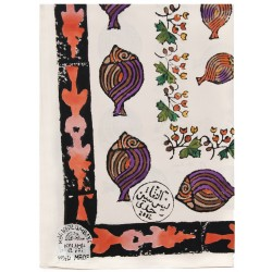 Heaven Table Cloth - Orange