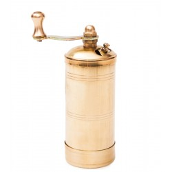Brass Black Pepper Mill