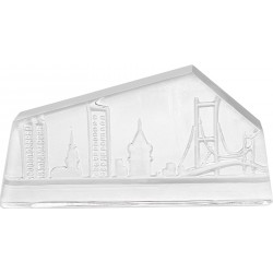 Istanbul Glass Paperweight