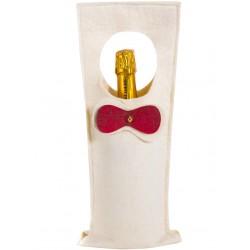 Cream Bottle Cloth