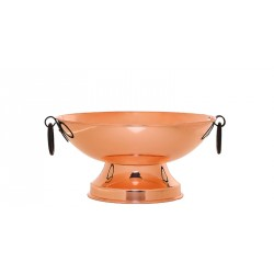 Arinna Copper Medium Pedestal Bowl