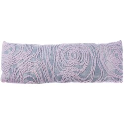 Grey Felt Long Pillow Case