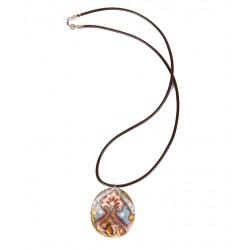 Meerschaum Necklace - Colored