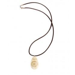 Meerschaum Necklace - Drop 2