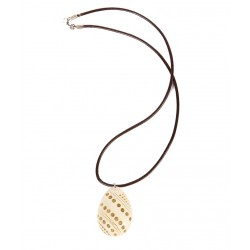 Meerschaum Necklace - Drop 3