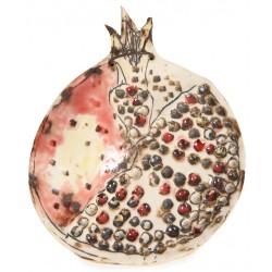 Porcelain Pomegranate - 2