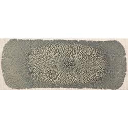 Sandblasted Marbling - Rectangle