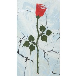 Rose Marbling