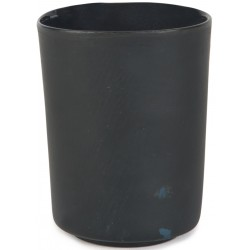 Porcelain Cup - Black