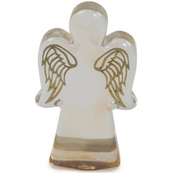 Glass Angel - Metallic Wings Small