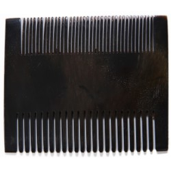 Horn Comb with Two Sides- 2