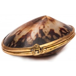 Mother of Pearl Box - brown