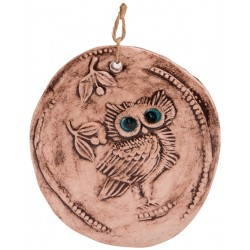 Owl Ceramic Tablet - 2