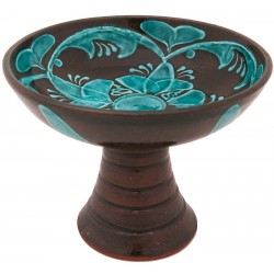Seljuk Pedestal Turkish Delight Bowl