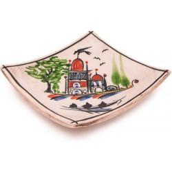 Çanakkale Square Plate Small - 2