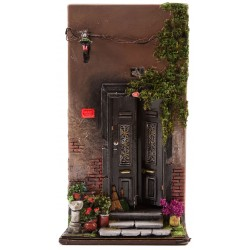 Miniature Historical Ottoman Door