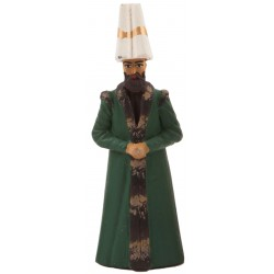 Toy Soldier Sultan Mahmut the 2nd Set - Captain Pasha figure