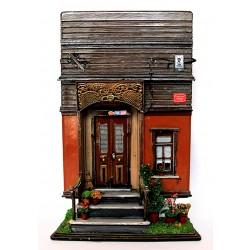 Miniature Historical Ottoman House - Uskudar İstanbul