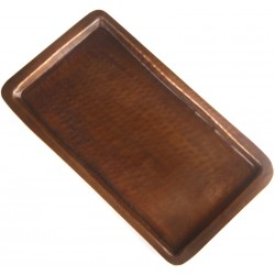 Copper Tray Rectangular
