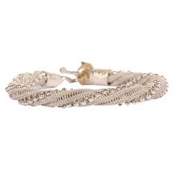Kazaziye Spin Silver Bracelet