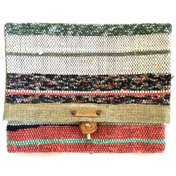 Rag Rug iPad Case Clutch - 6