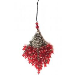 Christmas Charm - Red