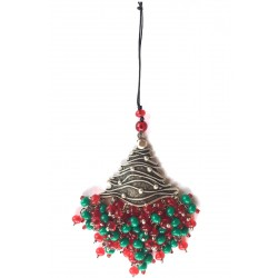 Christmas Charm - Red and Green