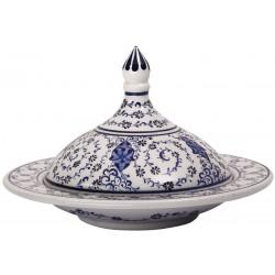 Golden Horn Palace Turkish Delight Bowl - Big