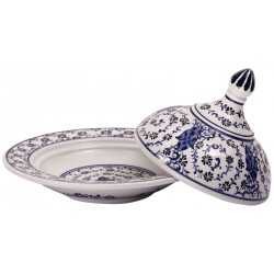 Golden Horn Palace Turkish Delight Bowl - small