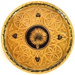Carnation Patterned Nicea Porcelain Tray