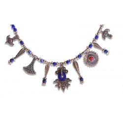 Urartian Necklace with Lapis