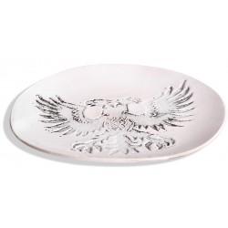 Seljukian Eagle Ceramic Plate