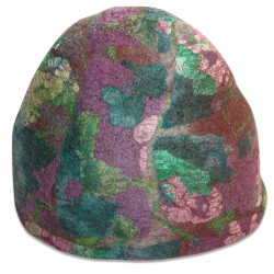 Colored Felt Hat