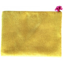 Bitter Yellow Cosmetic Bag