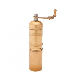 Brass Coffee Mill - Small