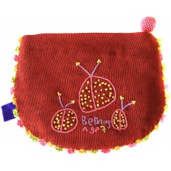 Little Kutnu Purse - Belinay