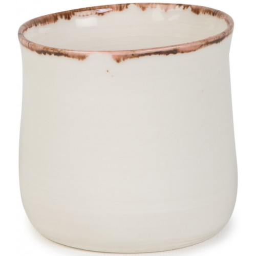 Porcelain Cup - Yellow