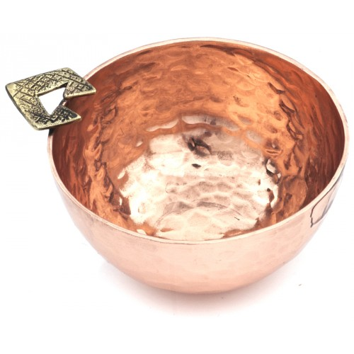 Copper Bowl - Hands on the Hips small